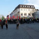 28.03.2011 Montagsdemo in Saarbrücken