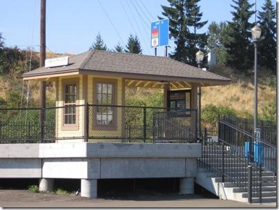 IMG_2923 Oregon City Amtrak Station on August 19, 2006