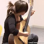 Marina Payá. Tribuna Rosa Gil del Bosque de Jóvenes guitarristas