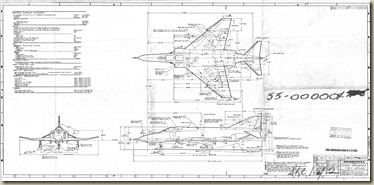 Aviation Archives: F-4E+ General Arrangement and Inboard