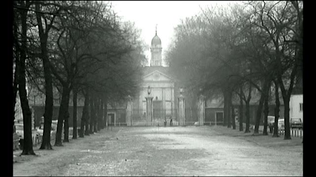 The Servant Royal Avenue Establishing Shot