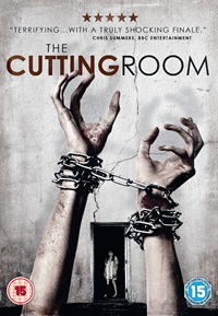 The Cutting Room DVD Cover