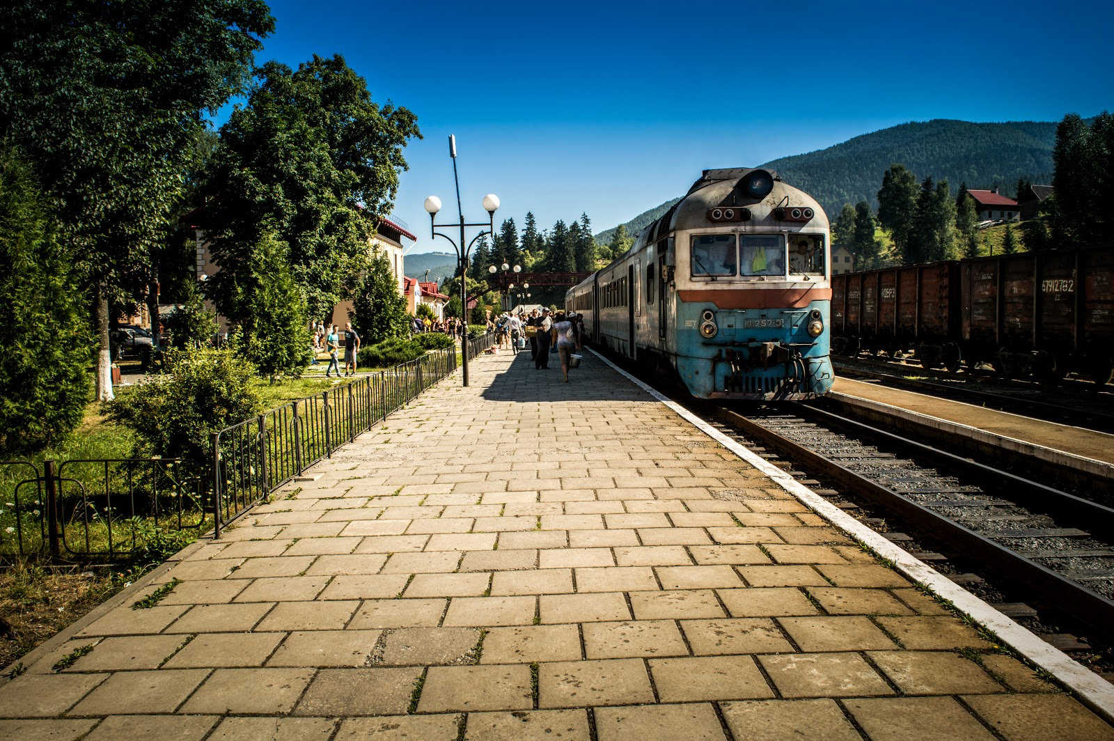 Вокзал Ворохта