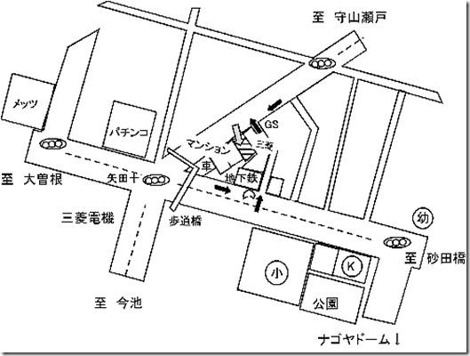 長坂会社地図s