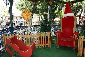 Natal no Centro Histórico