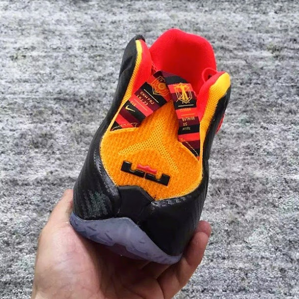 8220Cleveland8221 Nike LeBron 12 aka 8220The Land8221 Drops on June 13th