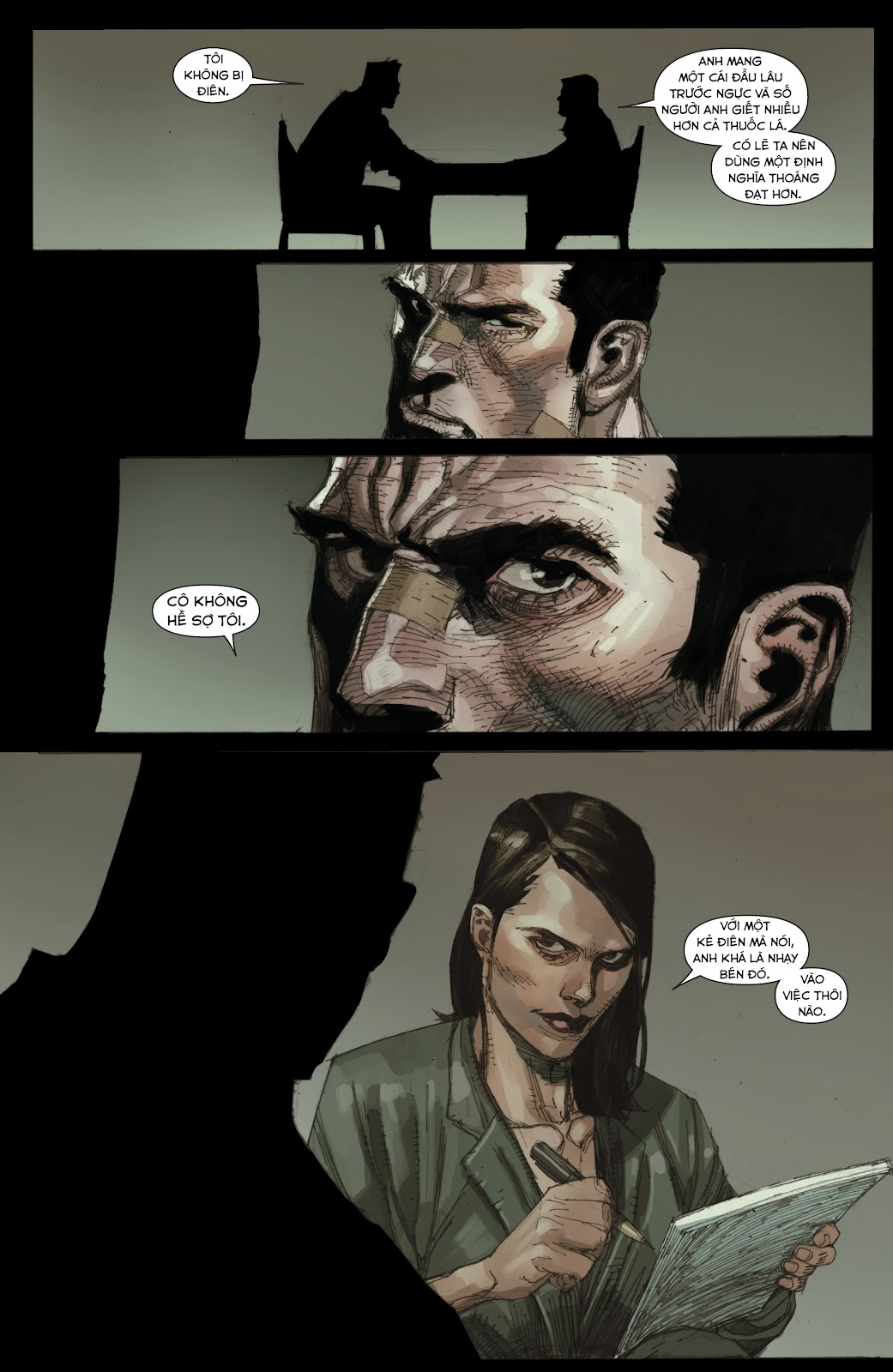 Punisher: Trial of the Punisher chap 1 - Trang 15