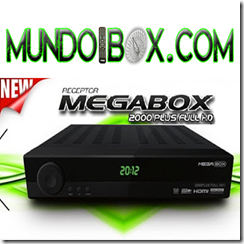 MEGABOX 2000 PLUS HD