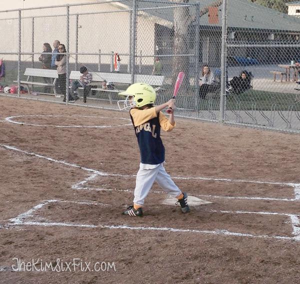 Tball swing