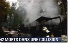 Scontro bus-tir in Francia
