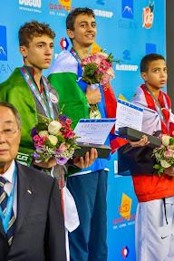Campionati Mondiali Cadetti 2014