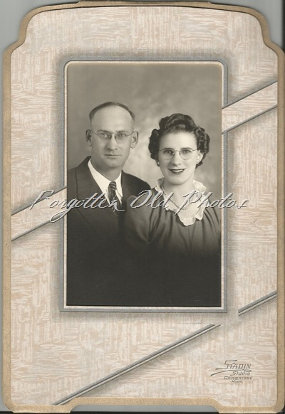 Might be Chas Weeks and wife much older Laporte ant