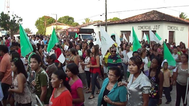 Festejo de São José - Guimaraes, Maranhao
