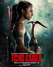 Tomb Raider: Las Aventuras De Lara Croft (2018[DVDRip] [Latino] [1 Link] [MEGA] [GDrive]