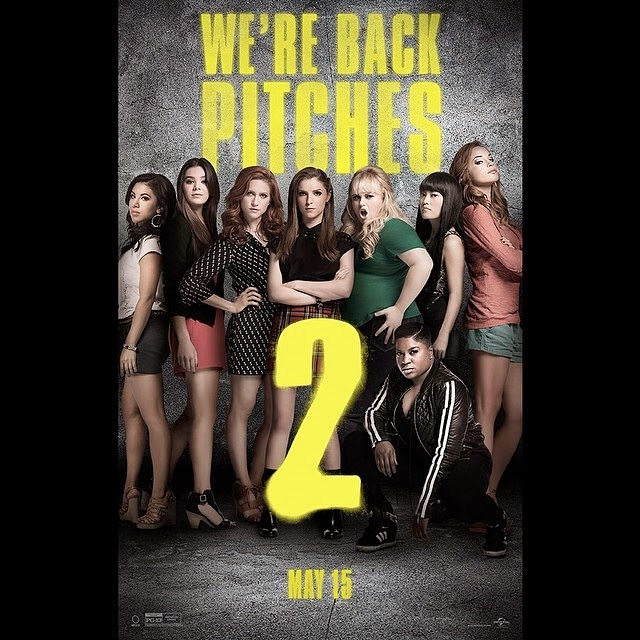 Pitch Perfect 2 Breaks Box Office Records!