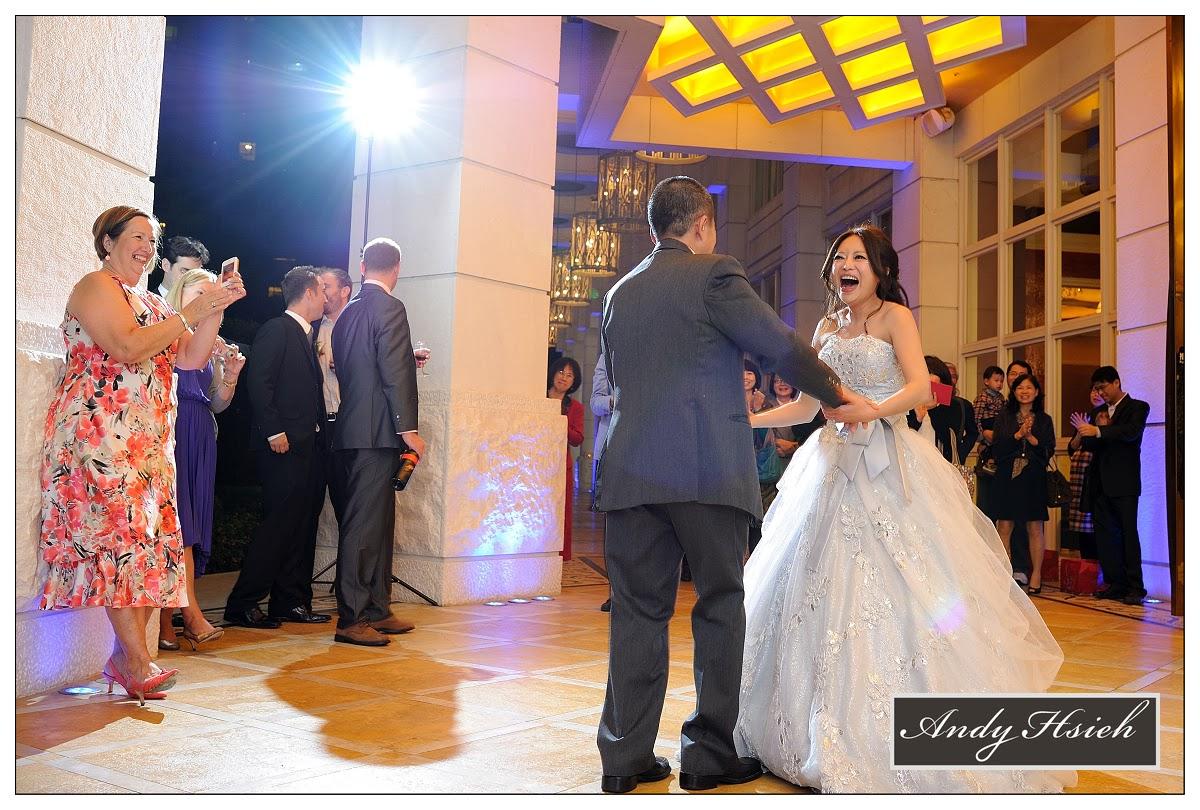 國外婚禮-第一支舞