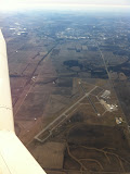 Flight home from Sandusky, OH - 02202012 - 06
