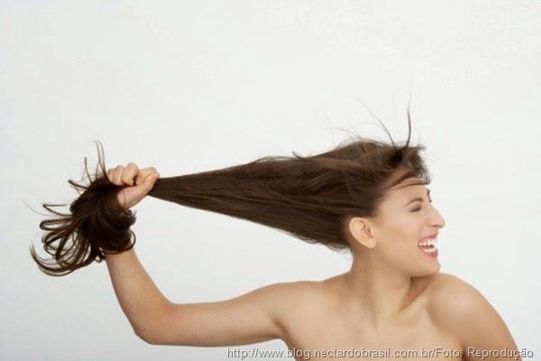 Fortalecendo o cabelo ralo