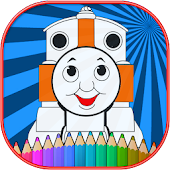 Download How to color Thomas and Friends coloring game 2017 APK for Android Kitkat