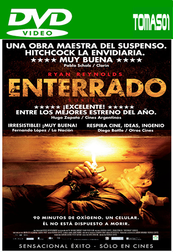 Buried (Enterrado) (2010) DVDRip