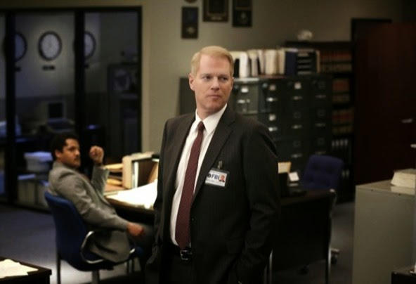 "THE AMERICANS -- ""March 8, 1983"" Episode 313 (Airs Wednesday, April 22, 10:00 PM e/p) Pictured: Noah Emmerich as Stan Beeman. CR: Patrick Harbon/FX"