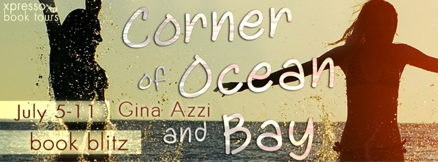 Book Blitz: Corner of Ocean and Bay by Gina Azzi
