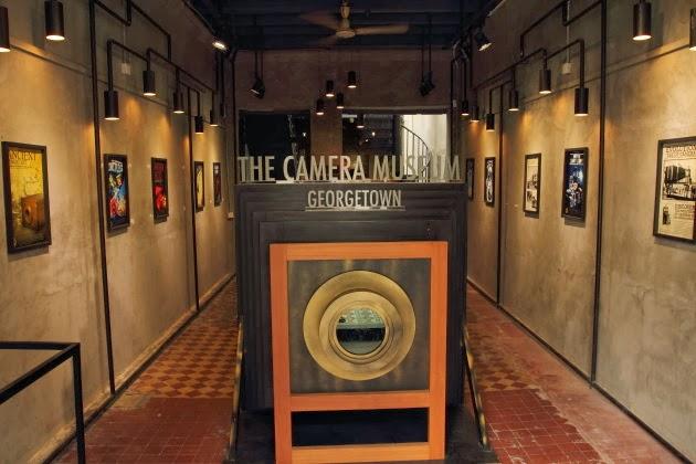 Camera  Museum, Georgetown, Penang, Malaysia
