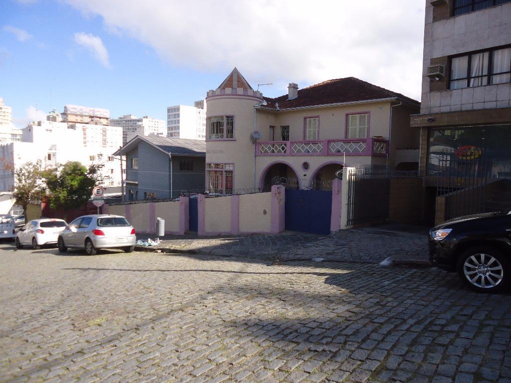 CA0065-ROM, Casa de 4 quartos, 250 m² à venda no Centro - Curitiba/PR