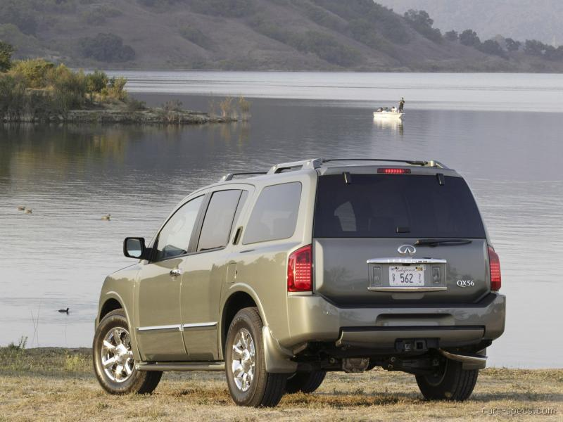infiniti qx suv pictures to pin pinsdaddy 2008