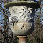 Vase monumental