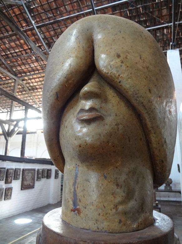 La sessualità nelle sculture di Francisco Brennand, foto: https://osclaudiosnomundo.wordpress.com