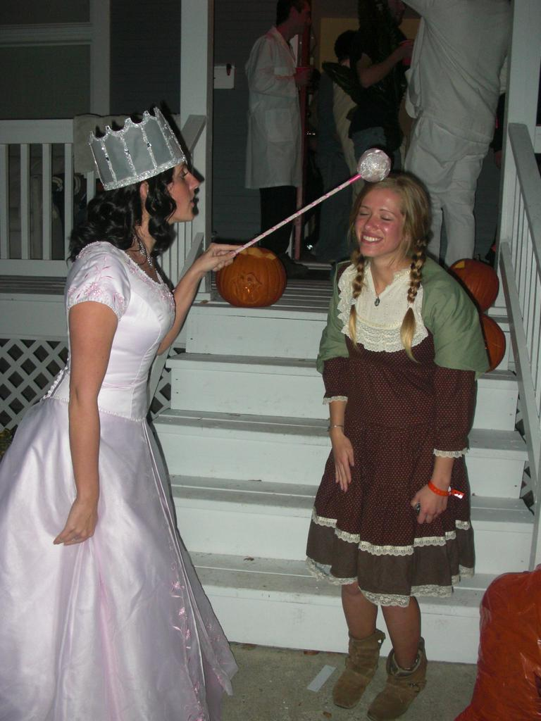 Glinda and Cinderella