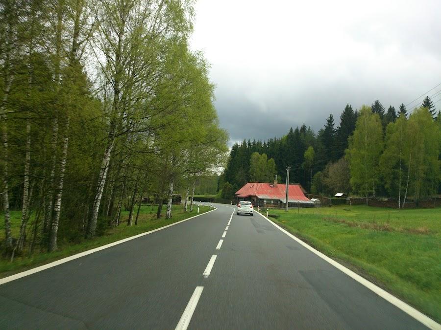 По европейским дорогам