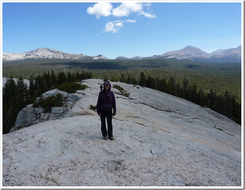 Lembert Dome hike-Yosemite
