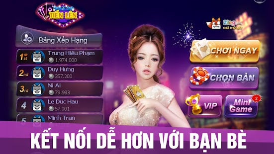 Download Tiến lên - tien len - ZingPlay APK for Android Kitkat