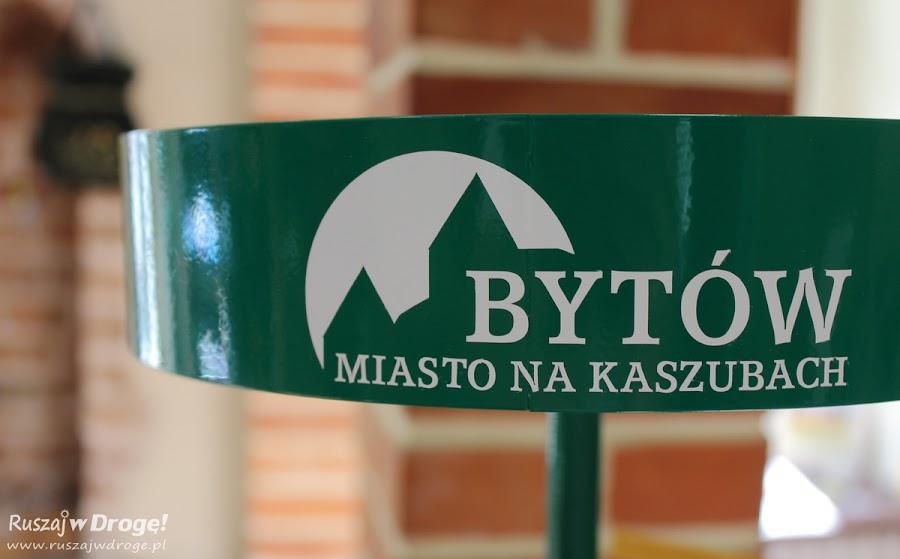 Bytów - miasto na Kaszubach