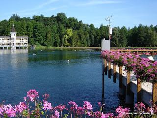 Jezioro Hévíz