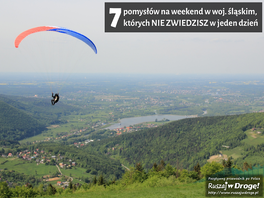 7 pomysłów na weekend w województwie śląskim