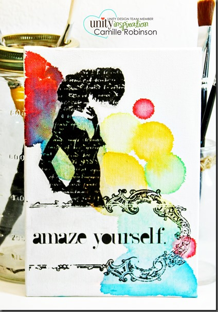 amaze yourself canvas