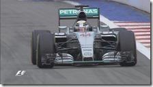 Lewis Hamilton vince il gran premio di Russia 2015