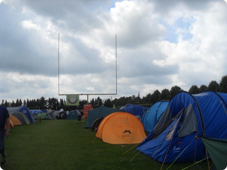 RF15 - Medarbejdercamp - Vi gætter på der spilles amerikansk fodbold til daglig