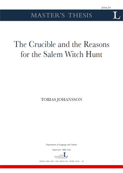 good crucible thesis statements The following areas are most vital and significant to develop thesis statements on the novel the crucible thesis statement for the crucible.