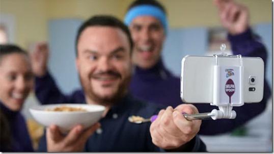 cucharas selfie