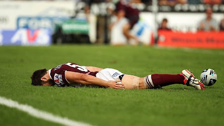 David William Planking Rugby match