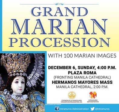 Marian Procession 2015