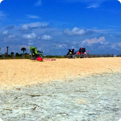 St A beach