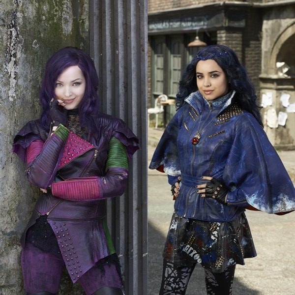 Disney Descendants combine 1