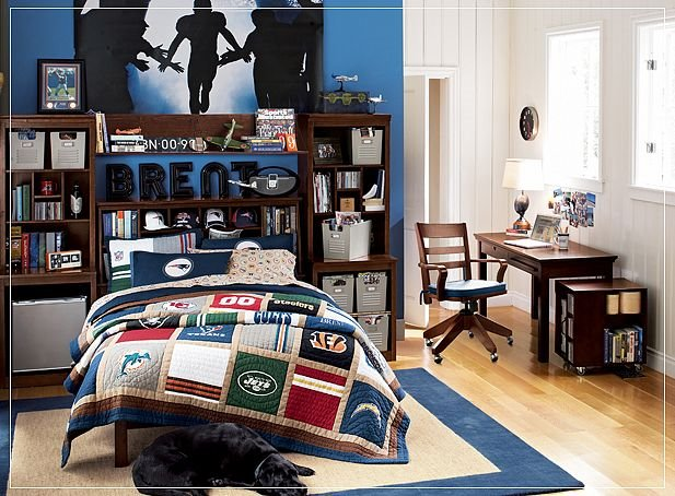 Cool Teen Boy Room Ideas