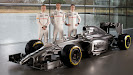 McLaren MP4-29 & Kevin Magnussen, Jenson Button and Stoffel Vandoorne