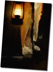 lamp_unto_my_feet_painting_by_madetobeunique-d2xsvcd